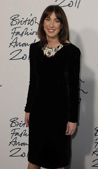 Red Carpet From the British Fashion Awards 2011