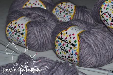 Lezioni di maglia: sostituire un filato