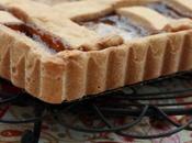 Crostata grano arso marmellata arance sambuco