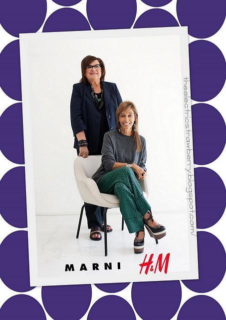 La primavera H&M; sarà firmata Marni