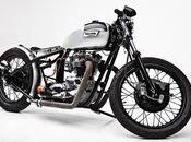 Helrich Custom Cycles Triumph Bobber