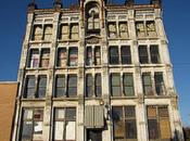 fantasma presso l'edificio Bissman Ohio