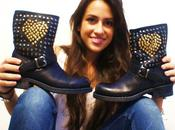 twin biker boots