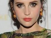 Felicity Jones testimonial Dolce Gabbana Make