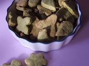 Biscottini pasta frolla Matcha