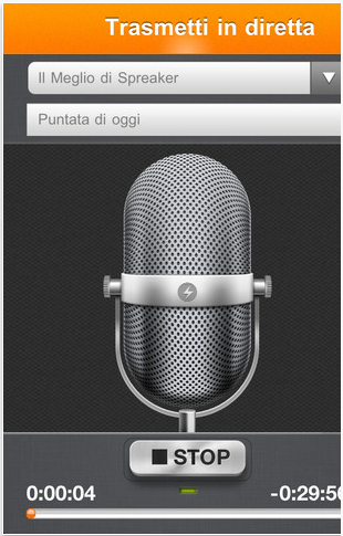 Spreaker, la tua radio 2.0 anche su iPhone