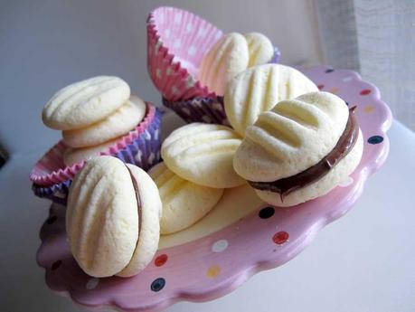 Biscotti di maizena