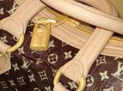 Louis Vuitton brown cake- Torta borsa marrone