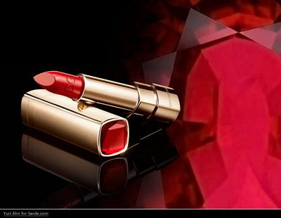 Dolce & Gabbana Ruby collection Make-Up