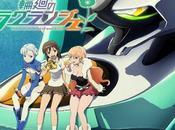 Rinne Lagrange: Preview Anime invernali 2012