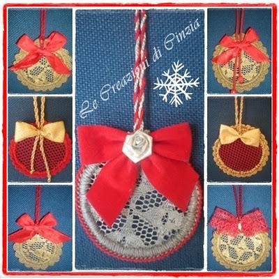 Decorazioni natalizie fai da te paperblog for Creazioni casa fai da te