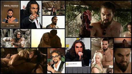 Jason Momoa: Man of the year 2011 n. 17