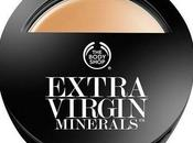 Review Body Shop Fondotinta Compatto Extra Virgin Minerals™