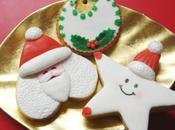 Biscotti decorati Natale