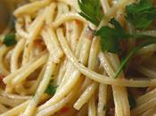 Spaghetti misto funghi