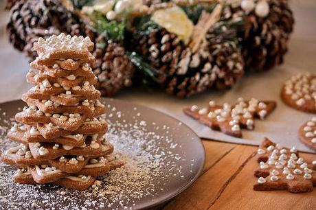 Biscotti Decorati Per Albero Di Natale.Albero Di Natale E Biscotti Decorati Paperblog
