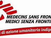 Medici senza Frontiere: anni azione umanitaria indipendente