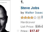 Best-seller 2011 Amazon? Ovviamente Biografia Steve Jobs..