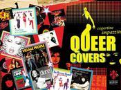 """Prorogata dicembre mostra """"Queer Covers Copertine impazzite"""" cura Queer Festival"""