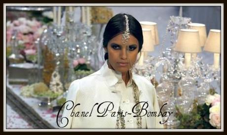 Chanel paris-Bombay via media.kval.com