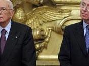 Giorgio Napolitano Mario Monti gioco giochiamo?