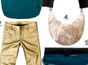 December Outfit...and Goldy Holiday!