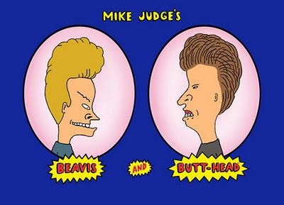 Beavis and Butt-head: Men of the year 2011 n. 11
