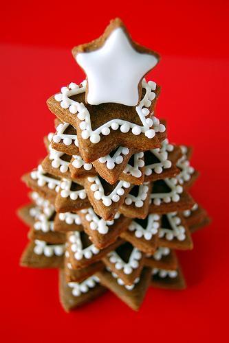 24 idee decorative da fare con biscotti di pan di zenzero - Idee decorative per natale ...