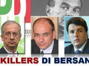 Killers Bersani, all'assalto segretario nome Grande Centro