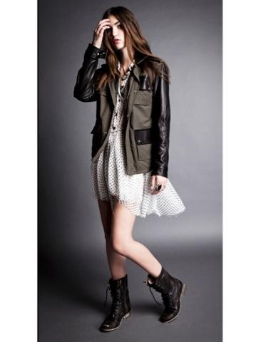 Fashion Trend: Leather