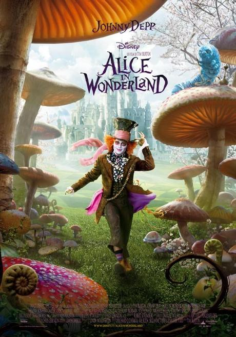 [Film Zone] Alice in Wonderland (2010)