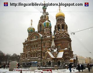 Un inguaribile viaggiatore a San Pietroburgo – Chiesa del Salvatore sul Sangue Versato