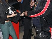 Elisabetta Canalis paparazzata Hollywood tanto serenata