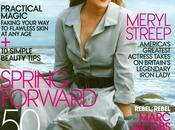 Meryl Streep Vogue Gennaio 2012