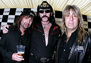 Motorhead - Lemmy è guarito dall'infortunio