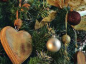 Decorazioni natalizie.