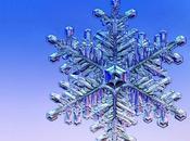 Piccoli, bianchi frattali neve