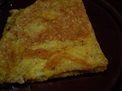 Il fiuto ha fiutato: omelette alla cannella.