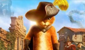 Divertitevi insieme al Gatto con gli Stivali e i giochi sul sito della Universal Italia