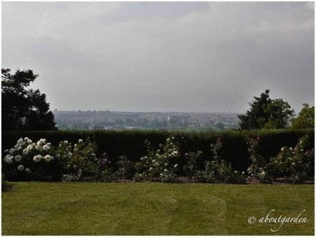 Giardino romantico di villa d agli paperblog - Giardino fiorito torino ...