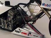 """Top Fuel"" Drag Racing Motorcycle Jimmy Cancino"