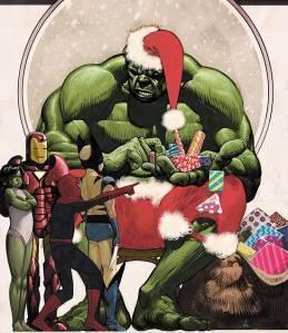 Cinque autoregali di Natale