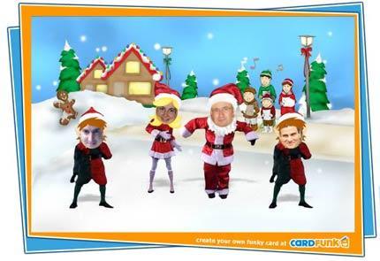 Cartoline Animate Per Il Natale Auguri Divertenti Con