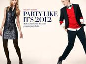 Tommy Hilfiger Holiday Party Campaign 2011