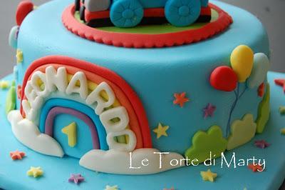 Trenino thomas cake paperblog for Decorazioni torte trenino thomas