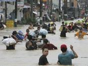 Aumenta bilancio delle vittime tifone alle Filippine: morti