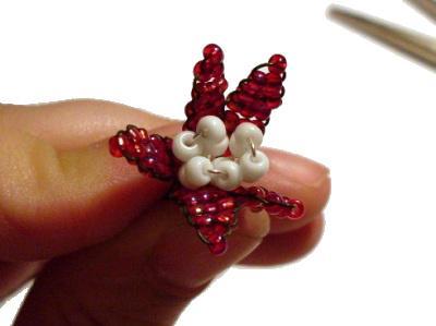 Stella Di Natale Con Perline.Stella Di Natale Di Perline Il Tutorial Paperblog