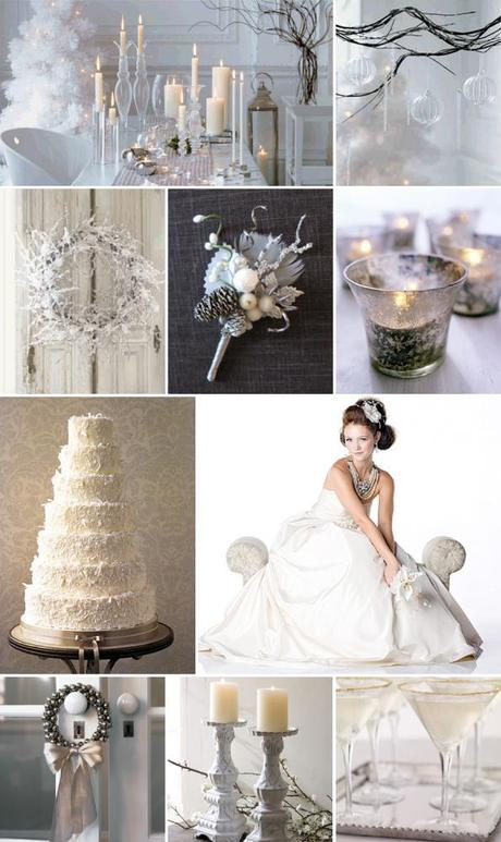 Matrimonio Bianco Natale : Bianco natale e matrimonio in paper