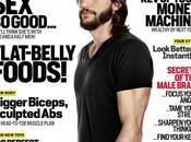 """ASHTON KUTCHER copertina """"MEN's HEALTH"""""""
