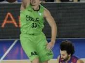 Liga ACB, giornata: Caja Laboral batte Barça